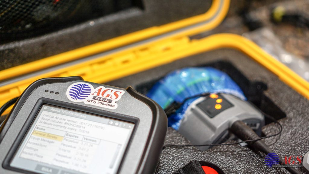 AGS Survey Equipment Rental - Top 5 Reasons to Rent